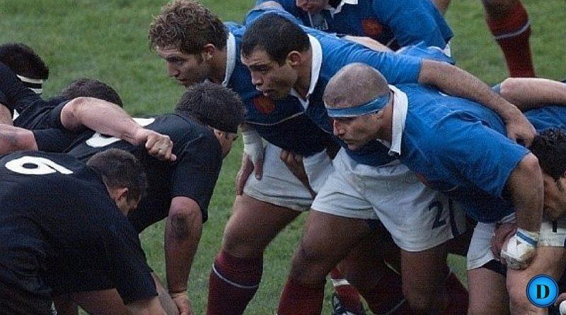 Coupe du monde de rugby 1999 demi-finale France - Nouvelle-Zélande (1)