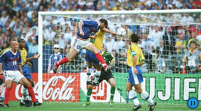 La finale de la coupe du monde de football 1998 blog - Finale de la coupe de france de football ...