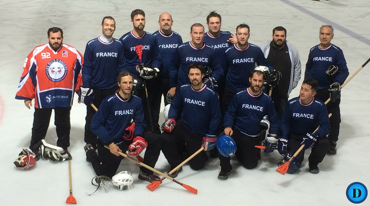 Broomball France