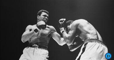 Mohamed Ali «The Greatest»