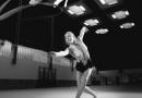 Kseniya Moustafaeva, s'entrainer avec les meilleures pour les battre