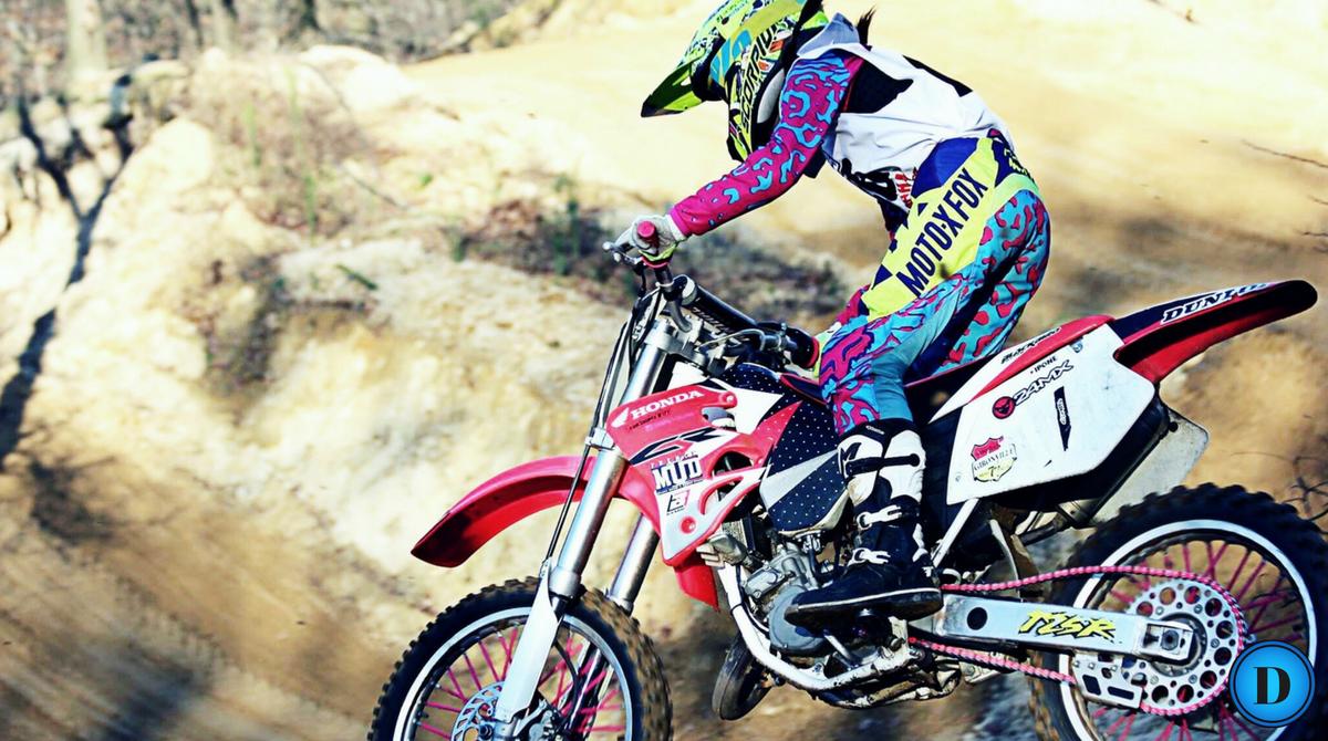 motocross o que e