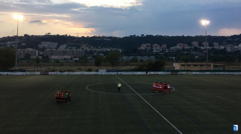 AS Monaco Football Feminin cinq recrues