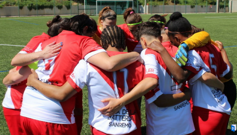 AS Monaco feminin match amical