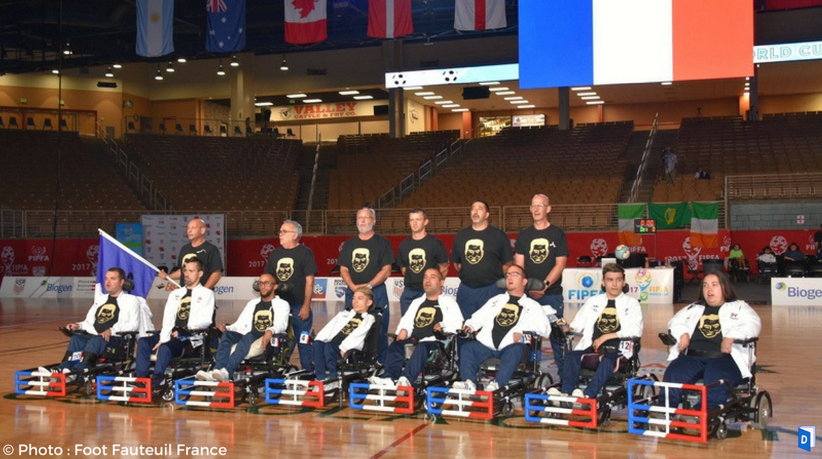 Foot Fauteuil France