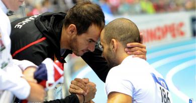 Mehdi Baala, un champion au chevet des athlètes