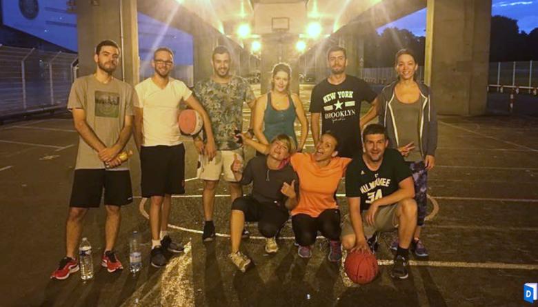 RA-sket Team – Equipe