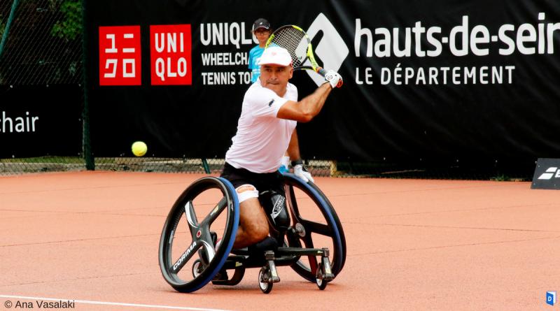 Stephane Houdet
