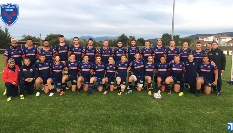 FC Grenoble Rugby Espoirs