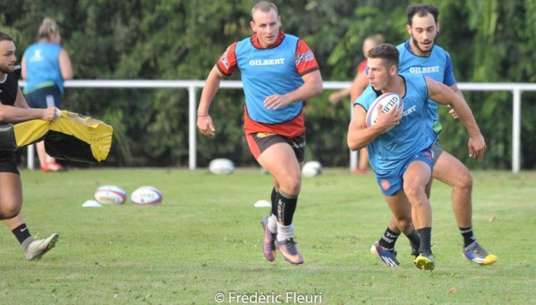 FC Grenoble Rugby Espoirs – Entraînement (3)