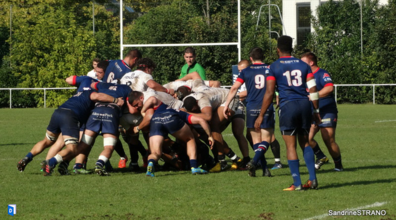 grenoble espoirs victoire toulouse