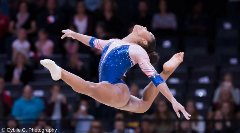 Gymnastique championnat du monde
