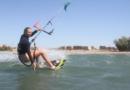 Héloïse Pégourié, championne de kitesurf en devenir