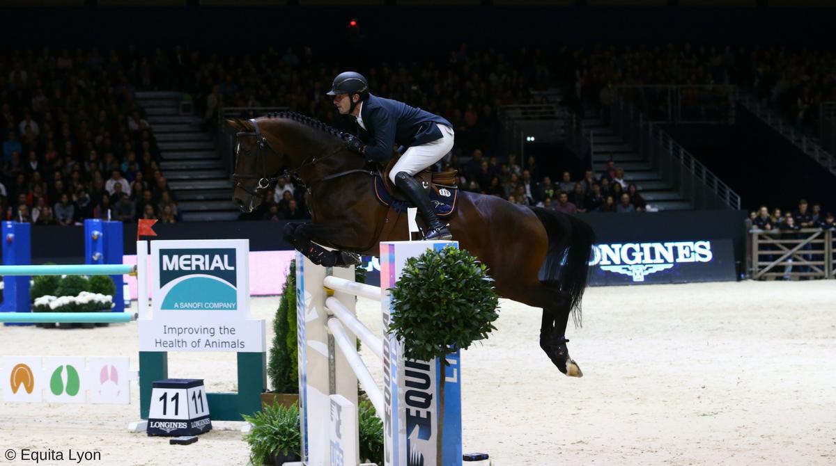 Jumping Equita Lyon