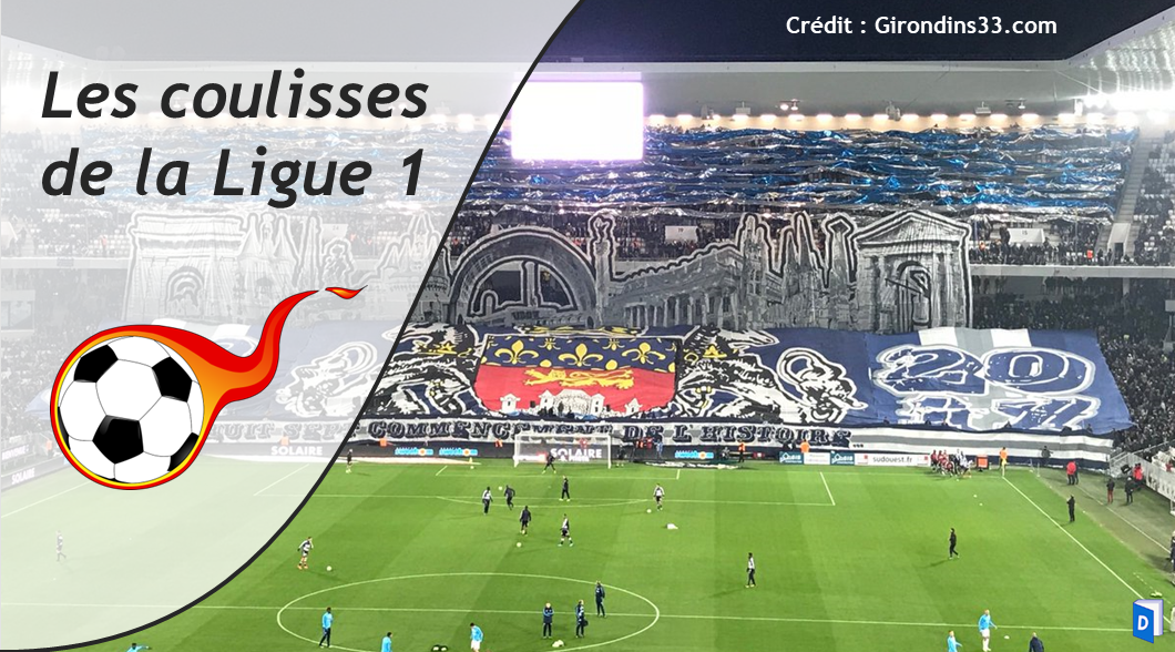 Bordeaux Marseille Tifo
