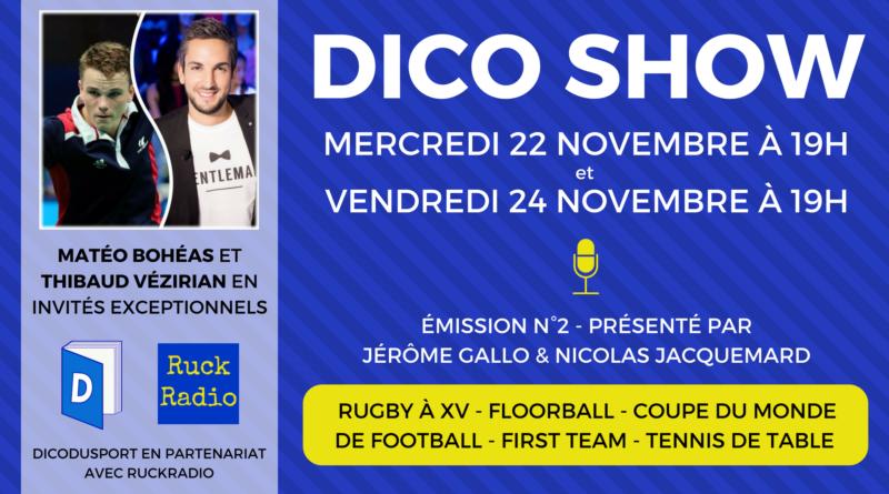 DICO SHOW Emission #2