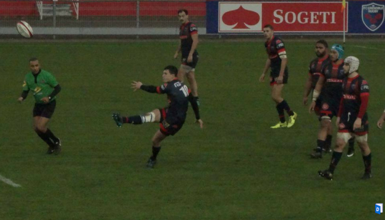 Antoine Boyer FCG Bordeaux