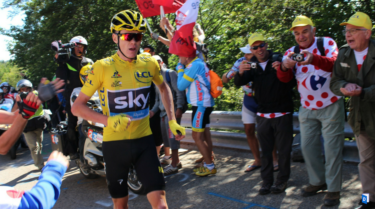 Chris Froome Dopage