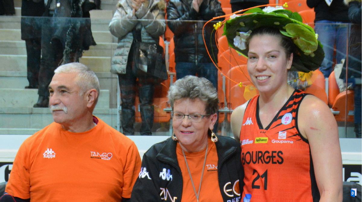 Colette Tango Bourges Basket