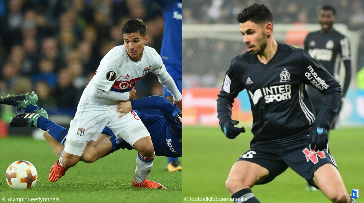 Houssem Aouar Morgan Sanson