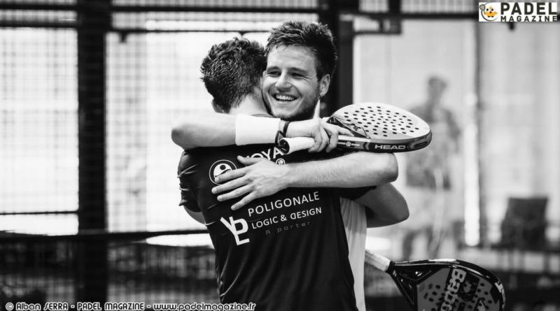 Johan Bergeron & Bastien Blanqué, objectif top 100 #1 - bilan positif pour 2017