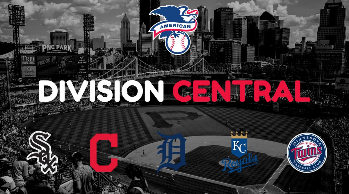 Le nom des franchises MLB - Ligue Américaine Division Centrale