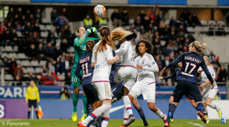 OL PSG D1 féminine