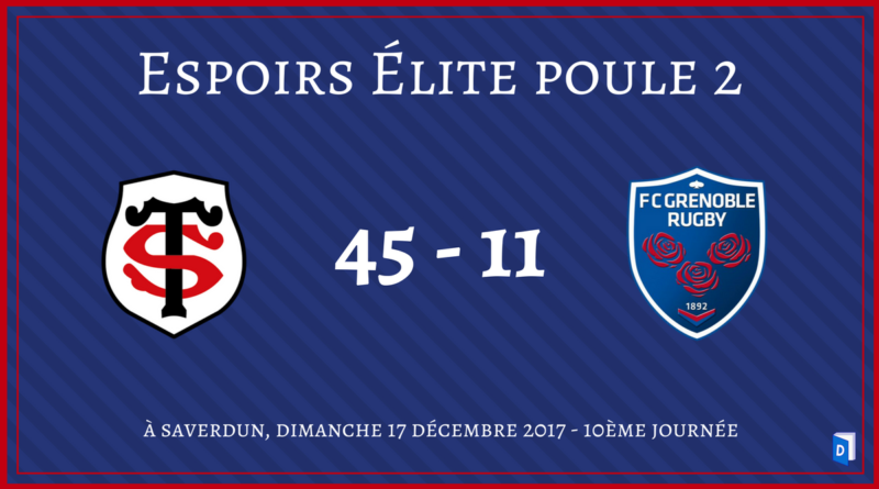 Stade Toulousain vs Grenoble Rugby Espoirs