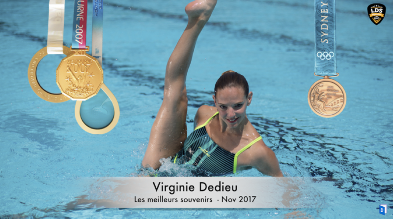 Virginie dedieu la danseuse synchronis e blog for Piscine virginie dedieu
