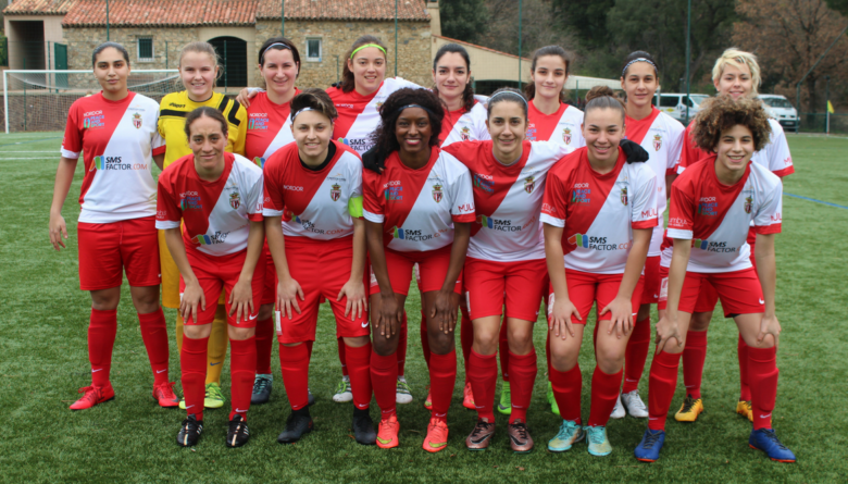 AS Monaco Football Feminin