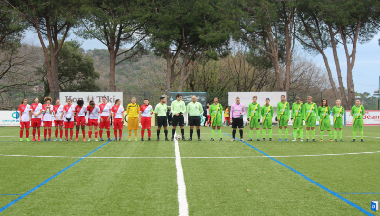 As Monaco Feminin FC Ramatuelle