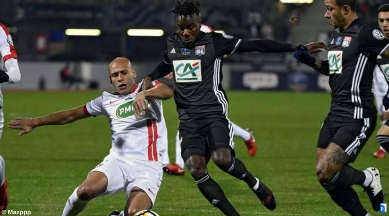 Coupe de france semaine de 16 mes de finale blog - Football coupe de france ...