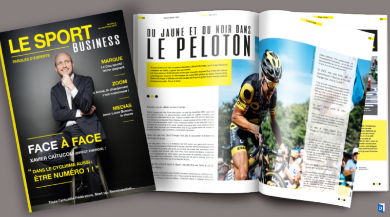 Mathieu Poplimont Le Sport Business
