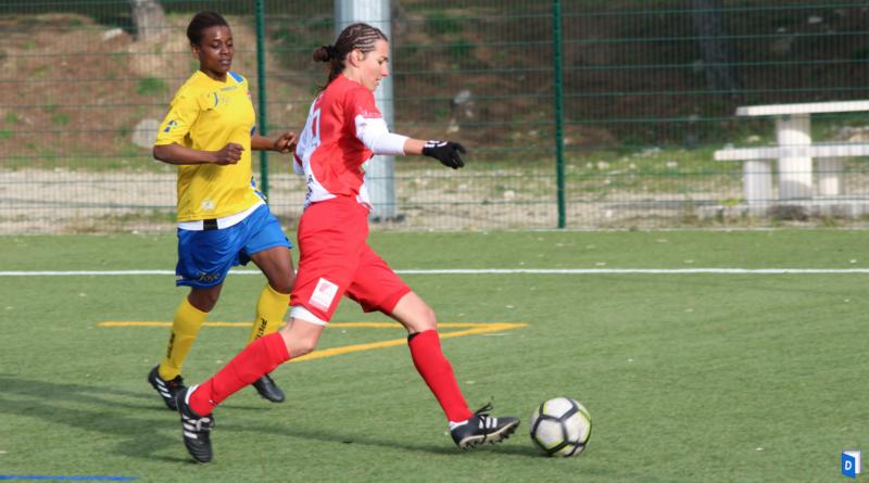 Élodie Beltrame - AS Monaco Football Féminin