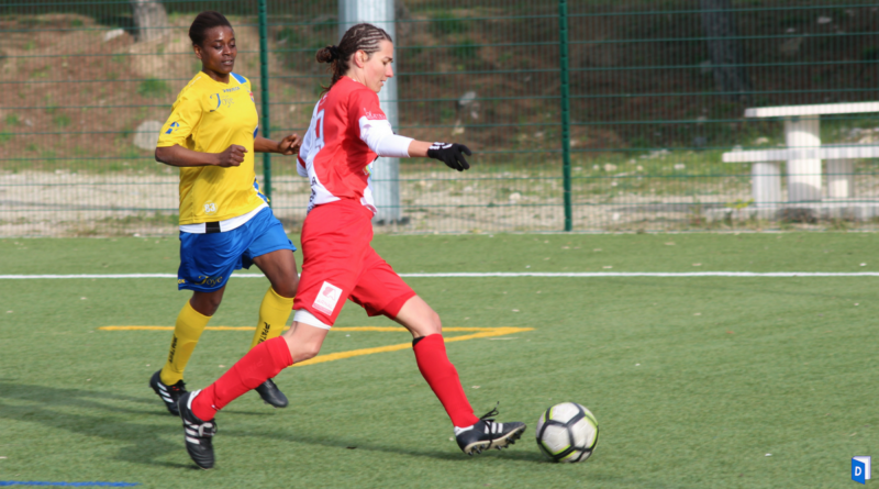 Élodie Beltrame - AS Monaco Football Féminin