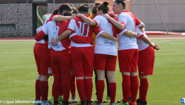 AS Monaco Football Féminin – un match nul heureux à Marseille (1)