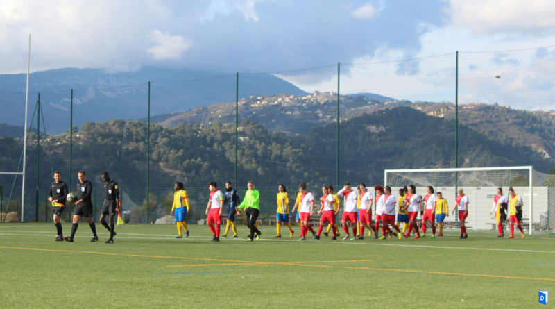 AS Monaco Football Feminin SC Toulon