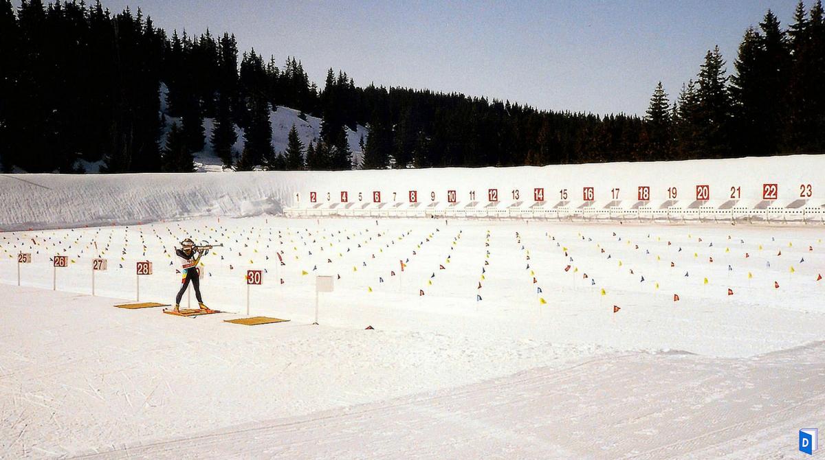 Jeux Olympiques d'hiver Albertville 1992