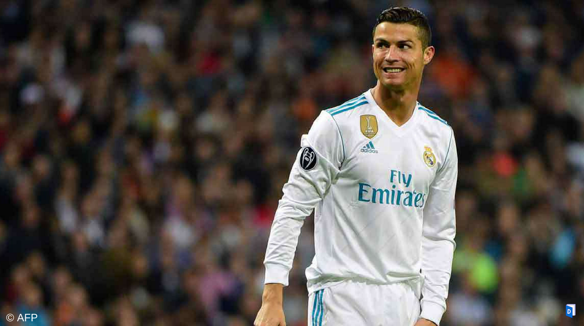 Real PSG Cristiano Ronaldo