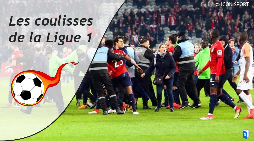 Coulisses Ligue 1 - La pagaille à Lille