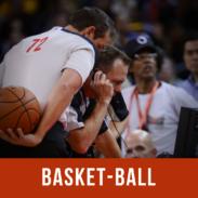 Arbitrage vidéo Basket-ball