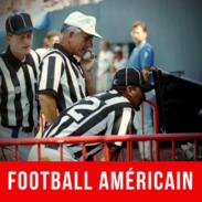 Arbitrage vidéo Football américain