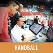 Arbitrage vidéo Handball