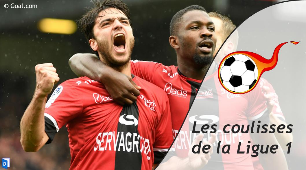 Clément Grenier Coulisses Ligue 1