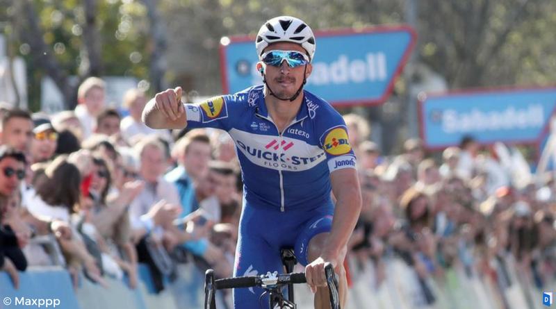 Flèche Wallonne : Alaphilippe dompte Valverde !
