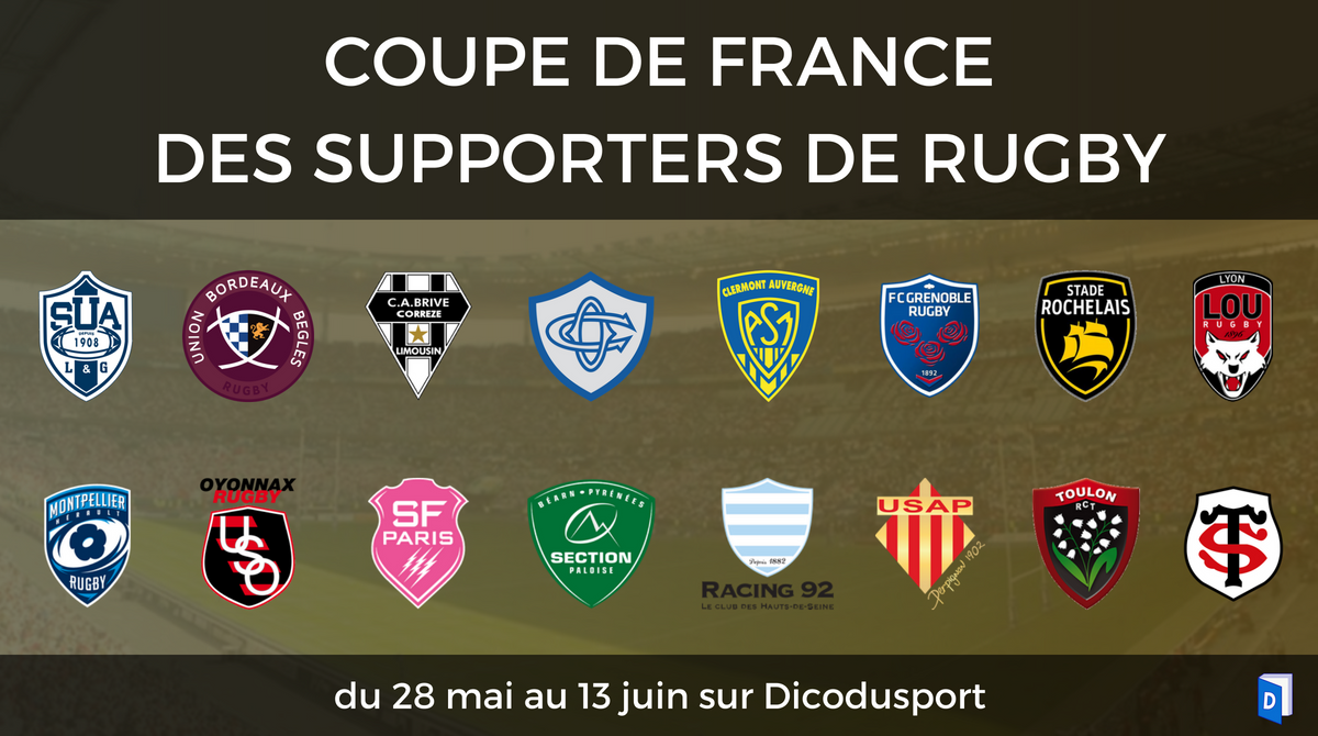 coupe de france des supporters de rugby blog. Black Bedroom Furniture Sets. Home Design Ideas