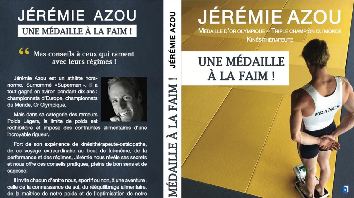 Jérémie Azou Livre