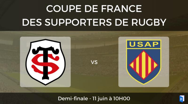 Demi-finales Stade Toulousain - USAP