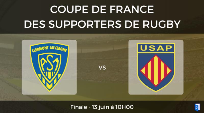 Finale ASM Clermont Auvergne - USAP