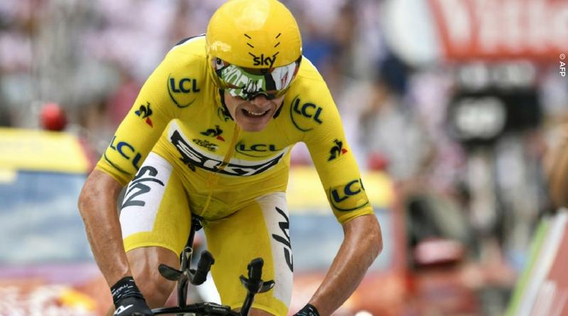 Présentation contre-la-montre - Tour de France 2018